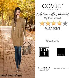 Autumn Engagement @covetfashion  #covet #covetfashion #fashion #covetfall2015 #fall2015 #womensfashion #autumn #engagement #autumnengagement