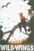 Wild Wings by Gill Lewis -- Prairie Pasque Nominee 2013-14