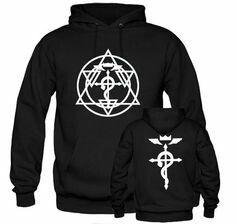 FullMetal Alchemist Transmutation Hoodie