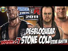 WWE Desbloquear Stone Cold - Steve Austin [Week10] SvR 2011   Download grátis do app do Area de Games : receba no Android ou iPhone atualiza...