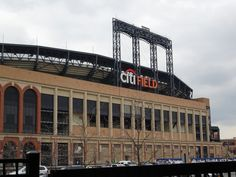 Citi Field from the Flushing bound platform