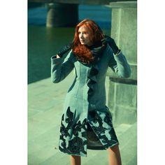 Лучших изображений доски «аппликация вышивка пальто»  18   Clothing ... 6e878693a1d