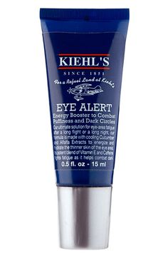 Kiehl's Eye Alert - May be for men, but is just as amazing for Women! Nordstrom