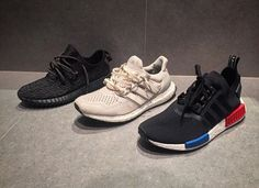 Essential footwear Yeezy 350 Pirate Black Adidas Ultra Boost Off White Adidas Originals NMD
