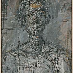 (1954), Alberto Giacometti.