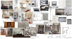 kitchen design boards - Google Search