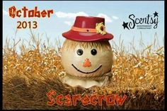 Warmer of the Month~October 2013