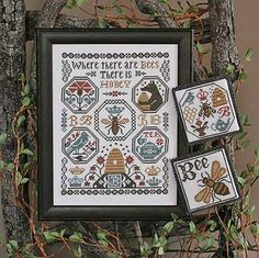 Cross stitch and counted needlepoint patterns, designs, books and catalogs  This one is in my stash :)