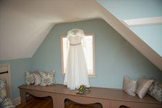 the wedding dress || BG Productions Photography & Videography - Pennsylvania handmade wedding