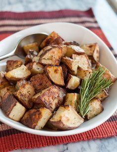 Rosemary Roasted Potatoes-Really good!