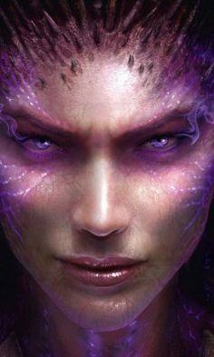 Sarah-Kerrigan-Starcraft
