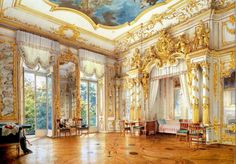 Amazing places of St. Petersburg: Yusupov Palace