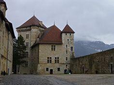 Castillo de Annecy, Francia