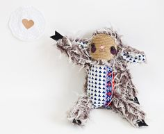 Lambert Lucky sheep by Wassupbrothers by wassupbrothers on Etsy. $60.00 USD, via Etsy.