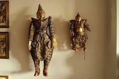 Magnifiques marionnettes  via flicker