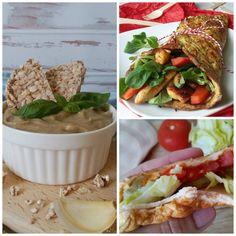 Nem hizlaló vacsora ötletek tartós és egészséges fogyáshoz! Pasta Salad, Hamburger, Tacos, Healthy Recipes, Healthy Food, Mexican, Ethnic Recipes, Vegetable Salad, Fruit Jam
