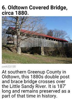 Kentucky Covered Bridge