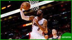 Dwyane Wade elige seguir con el Heat de Miami
