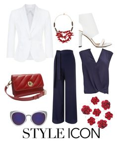 My First Polyvore Outfit by danielsan on Polyvore featuring polyvore fashion style 3.1 Phillip Lim MaxMara Miss Selfridge IRO Devon Leigh Quay clothing