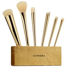 The best and prettiest brush set!