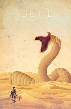 Dune by MrXpk on DeviantArt Best Sci Fi Books, Dune Frank Herbert, Dune Art, Library Architecture, The Dunes, Worms, Film, Science Fiction, Dune