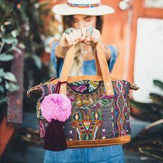 Love this Nena & Co. bag design..