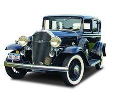 1932 Buick Series 32-57S Special Sedan