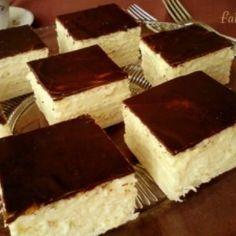 16 gyönyörűszép karácsonyi krémes | Nosalty Hungarian Desserts, Hungarian Cake, Romanian Desserts, Hungarian Recipes, Sweet Cookies, Sweet Treats, Czech Desserts, Smoothie Fruit, Cookie Recipes