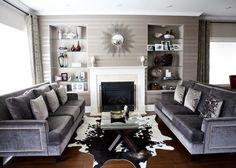 Westglen - Living Room modern living room