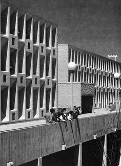 New Campus High School, Roxbury,  (Massachusetts 1978) #MadisonParkHighSchool