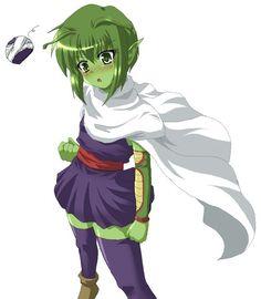 Lady Piccolo
