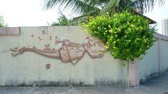 Street Art por Grafite Luz - Publistagram