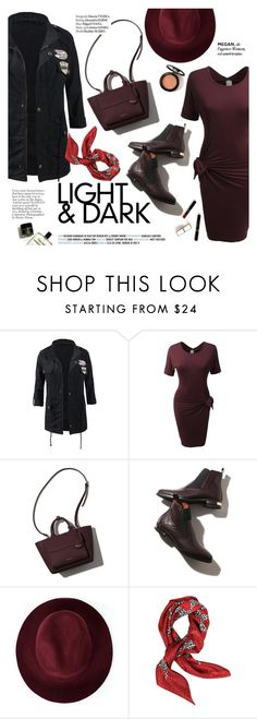 """Light&dark"" by punnky ❤ liked on Polyvore featuring LE3NO, Redopin, Valentino, Haute Hippie and Maryam Keyhani"