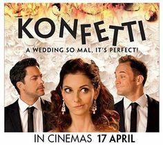 Konfetti movie Horror Movie Posters, Horror Movies, Free Movie Downloads, Film Music Books, Afrikaans, Movies Online, Movie Tv, Films, Cinema