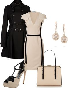"""""""Office Attire"""" by lanisia1 on Polyvore"""