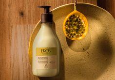 Néctar Desodorante Hidratante para o Corpo Ekos Maracujá - 400ml... Com óleo de maracujá, este néctar hidrata a pele por 30 horas. Com textura leve e sedosa, possui ação desodorante e rápida absorção. - Shop EKOS