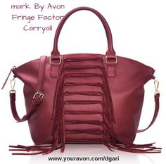 https://www.avon.com/product/mark-by-avon-fringe-factor-carryall-57448?rep=dgari&utm_content=buffer9eb8a&utm_medium=social&utm_source=pinterest.com&utm_campaign=buffer A bold boho bag perfect for a casual cool look! #bohobag #purse #crossbodybag #satchel #avon