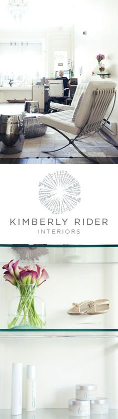 Kimberly Rider Interiors designed this eco-friendly spa, Ipanema in the heart of SF's Union Street retail district.