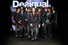 Desigual chose The Others to produce the audiovisual content projected during their Menswear collection for the 15th edition of the 080 Fashion week, which included a mix of green key and Barcelona hot spots shootings, all composed in post-production #theotherstv #Desigual #event