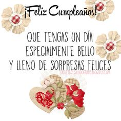 See related links to what you are looking for. Happy Birthday Tia, Spanish Birthday Wishes, Unique Birthday Wishes, Birthday Images, Birthday Quotes, Birthday Cards, Good Day Wishes, New Year Wishes, Motivational Bible Verses