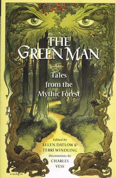 The Green Man (2002) edited by Ellen Datlow &Terri Windling, illustrated Charles Vess. Short story collection, mostly very good. Although it seems many people think forests are frightening, a surprise to people brought up next door to one, like me. Finished 5th Jan 2014, second read of most stories, first of some.