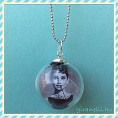 Handmade, blown glass bubble jewelry  Hungarian fashion design   Giranelli.hu