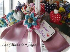KaRoa Designs: Los alfileres de novia de Beatriz