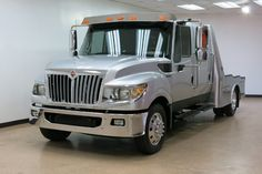 2013 International Terra Star  $76,950 With a custom built bed this Intenational Terra Star is built to pull like a BOSS! With only 12,299 miles this Rig is ready for any type of work! #truck #international #terrastar #arlington