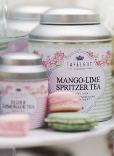 tafelgut mango-lime tea tin