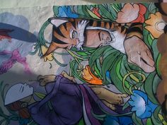 Sam Flores mural, Sacramento CA