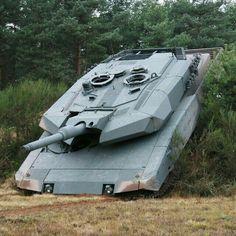 Leopard 2A7+ Kamfpanzer