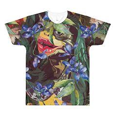 Colorful Art Shirt XLII