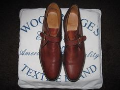 Allen Edmonds Bagley monk strap dress boots by Dressyouwant