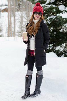 Kate Spade Winter Look